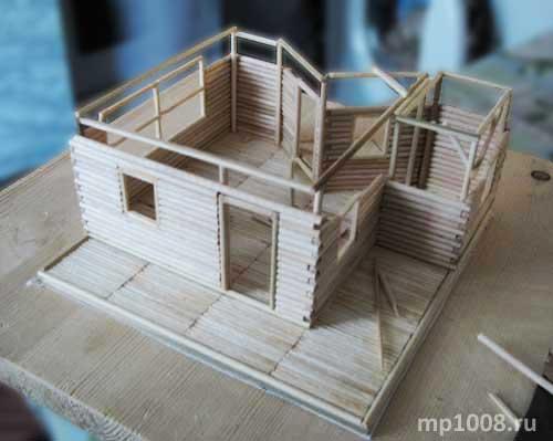 игрушечный домик - Самое