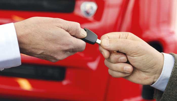 Кто пользуется лизинговой схемой приобретения автомобиля?  Срок контракта лизинга находится в зависимости от...